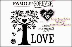 September 2014 Stamp of the Month~Family Is Forever