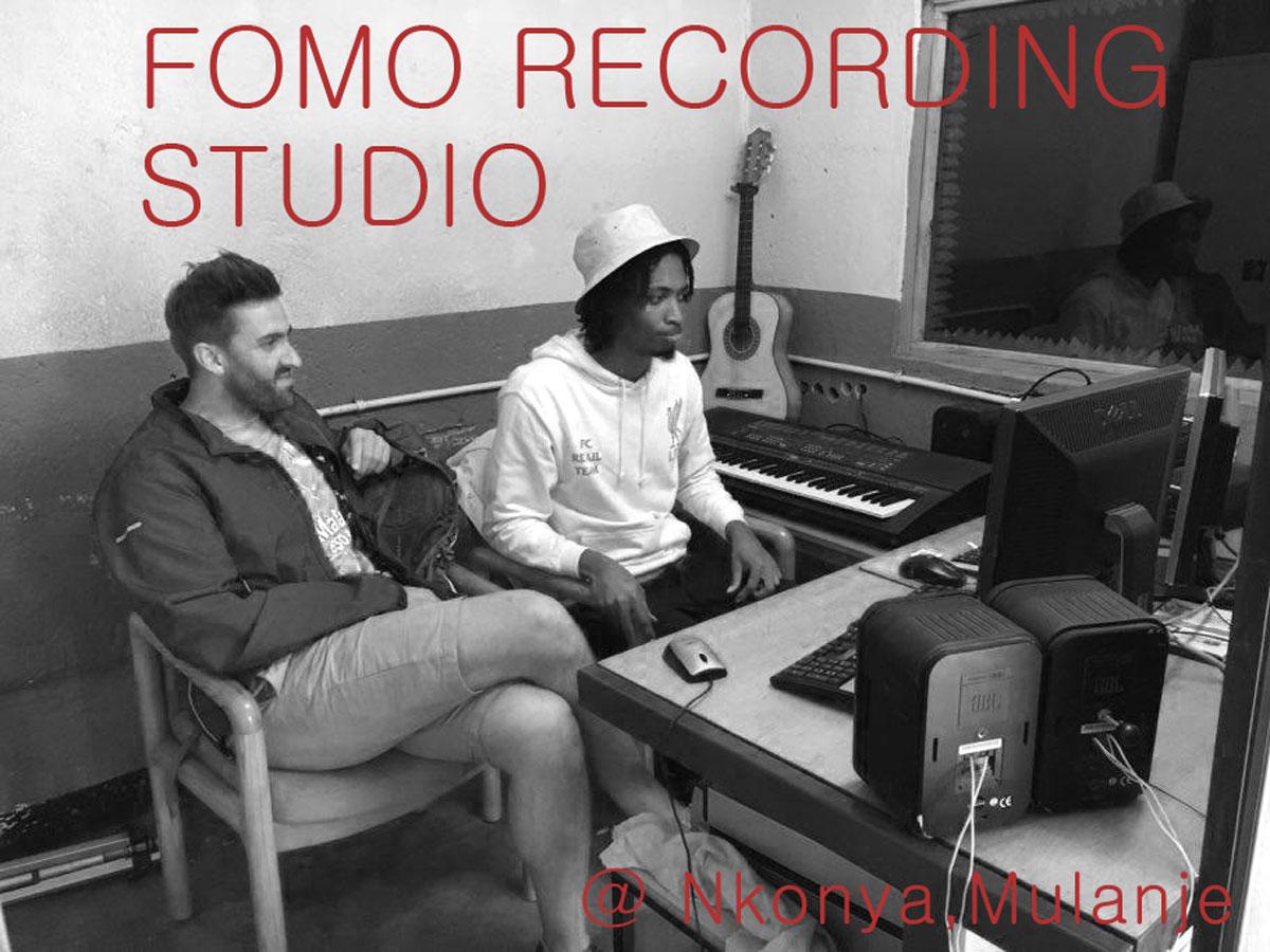 FOMO RECORDING STUDIO
