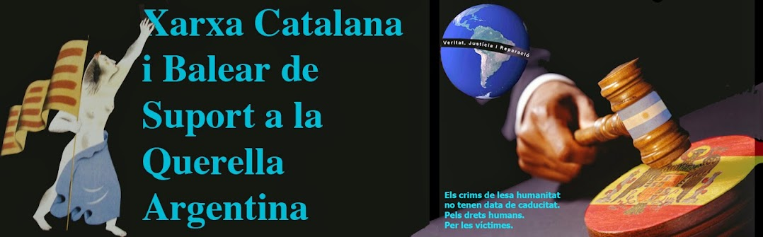 Xarxa catalana i balear de suport a la Querella Argentina