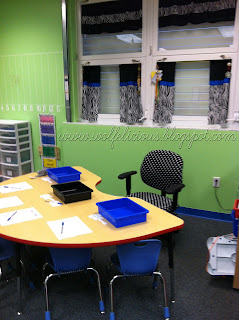 Photo of Guided Reading Area