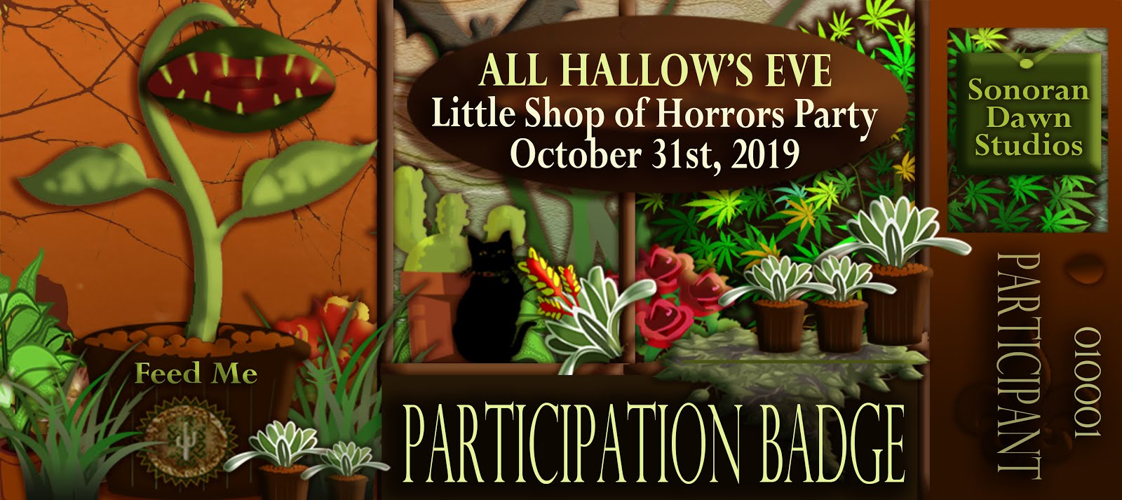Sonoran Dawn's All Hallow's Eve Party