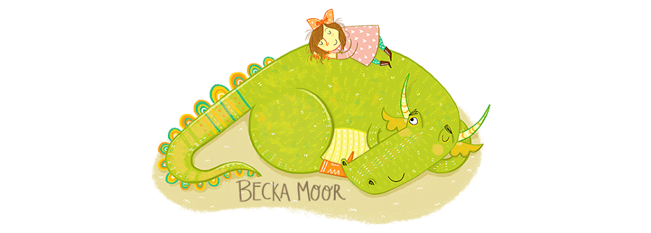 Becka Moor Illustration