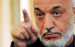 Karzai Blamed Pakistan