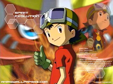 #3 Digimon Wallpaper