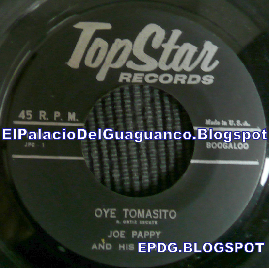 Joe Pappy - Guaguanco Santero