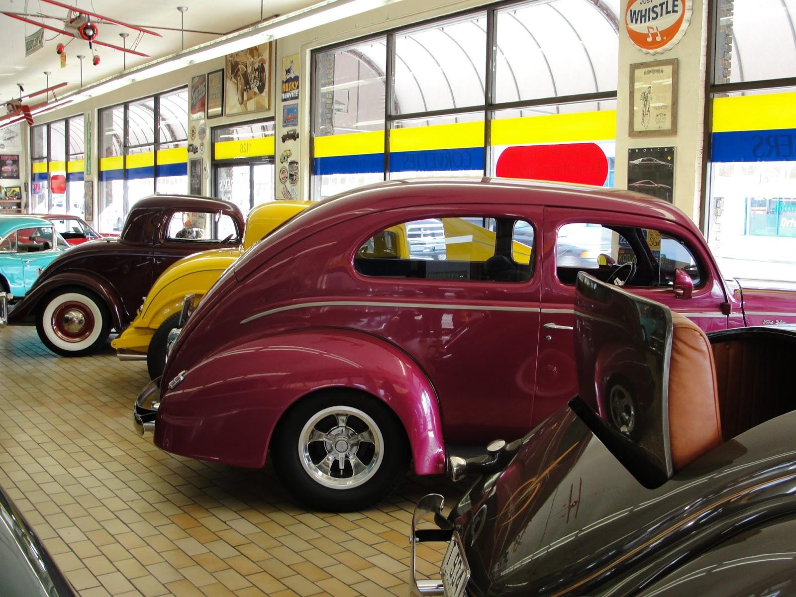 Living by Faith: Rohrer\'s Classic Cars