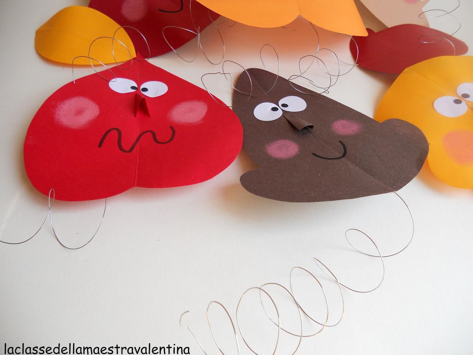 La classe della maestra valentina preparativi per la for Maestra valentina accoglienza