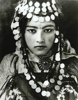 berber woman tunisia