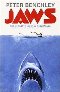 Portada de Tiburón, de Peter Benchley