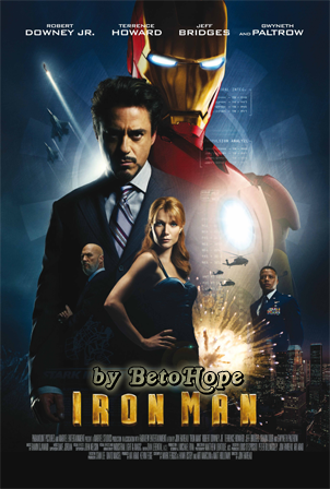 Iron Man [1080p] [Latino-Ingles] [MEGA]