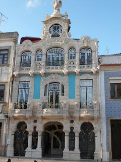 Art Nouveau museum Aveiro, Portugal