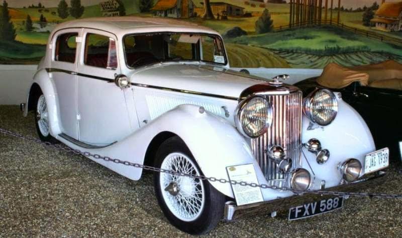 Jaguar Car Pictures