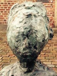 Alberto Giacometti, La femme au chariot. 1945. Holstebro- februar 2016