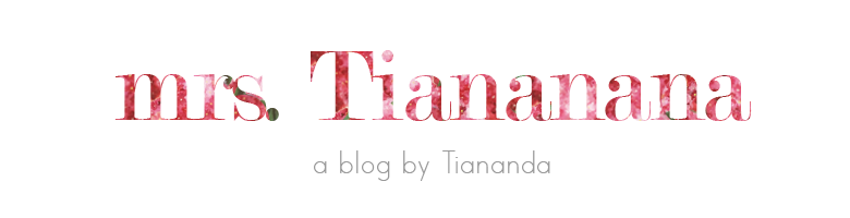 mrs. Tiananana