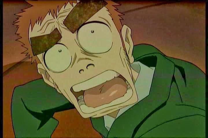 Eyebrows Anime Manga Know Your Meme