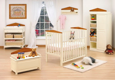 Home Decor Idea: babies room decoration