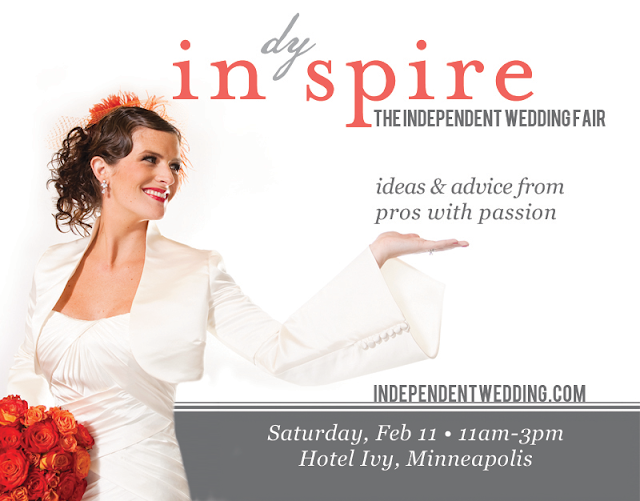 Twin Cities Wedding Fair: in(dy)spire