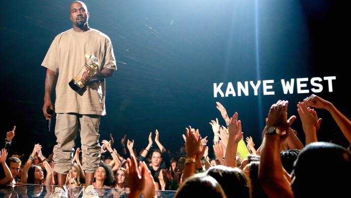 Kanye West MTV VMAs speech running for president