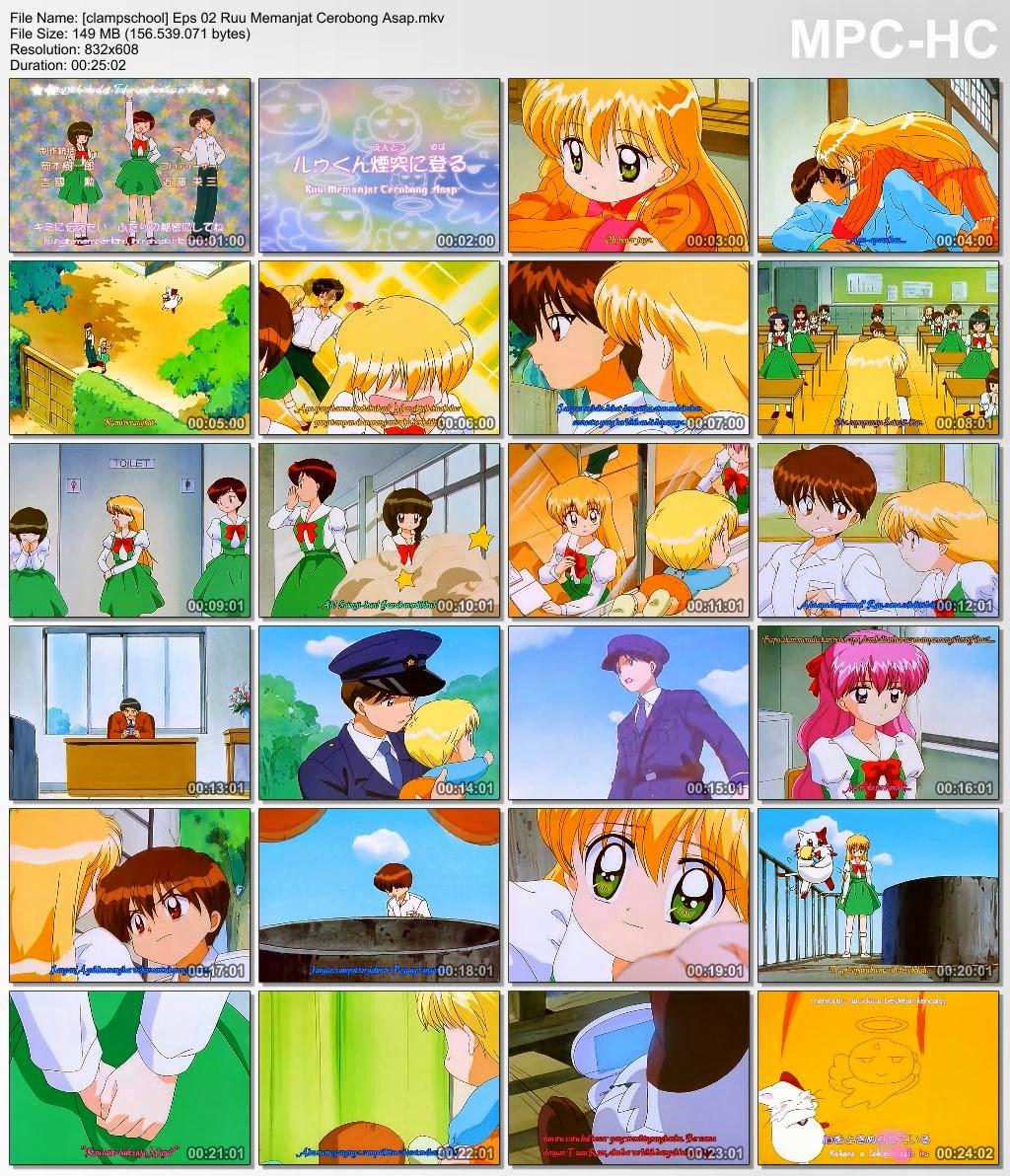 Omega Episode 2 Subtitle Indonesia: Daa! Daa! Daa! Subtitle Indonesia Episode 2