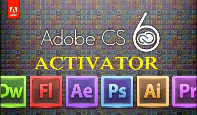Adobe CS6 All Product Activator  ## CS6 පොටෝශොප් හැමදාටම ඇක්ටිව් කරමු.....