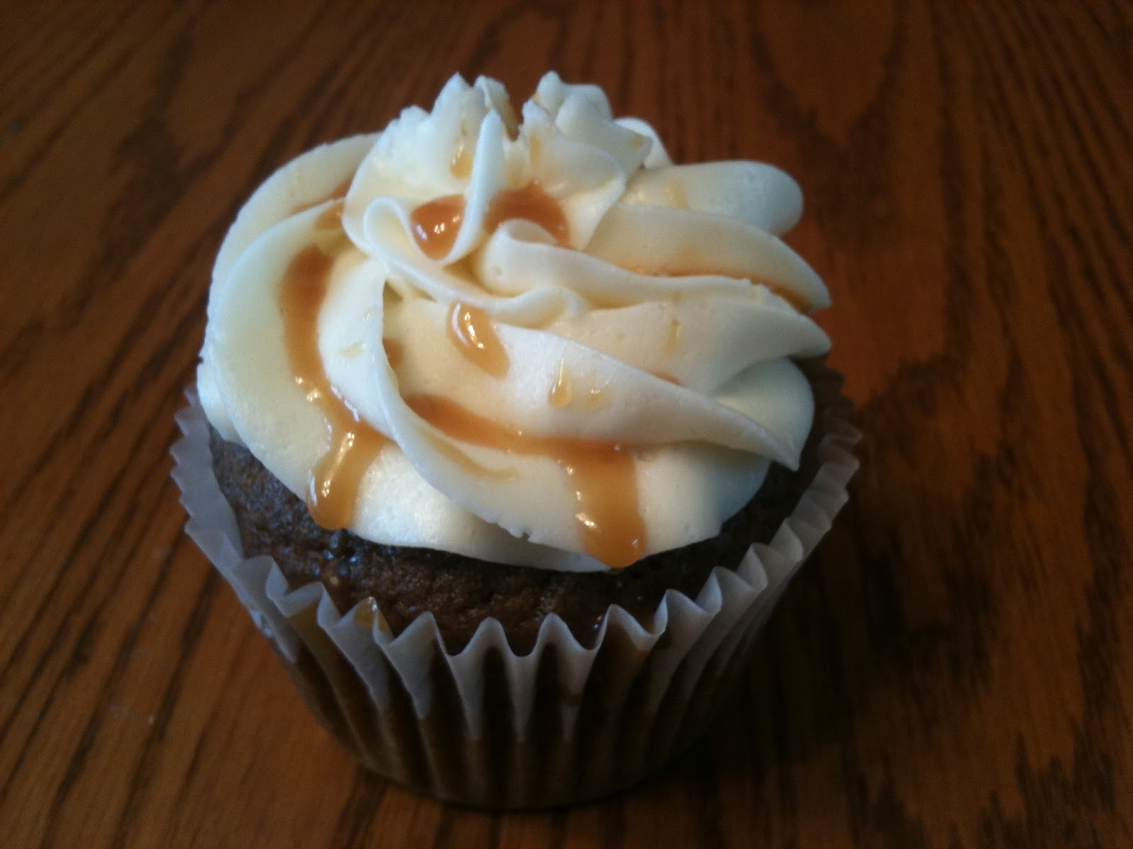 The Frosting Angel: Pumpkin Spice Latte Cupcakes