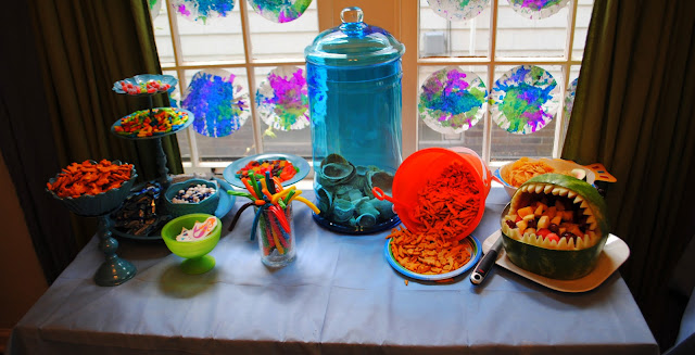 Excellent Under the Sea Party Ideas 640 x 327 · 84 kB · jpeg