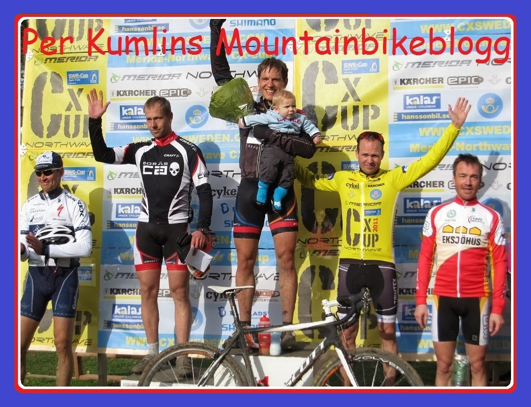 Per Kumlin's Mountainbike blogg
