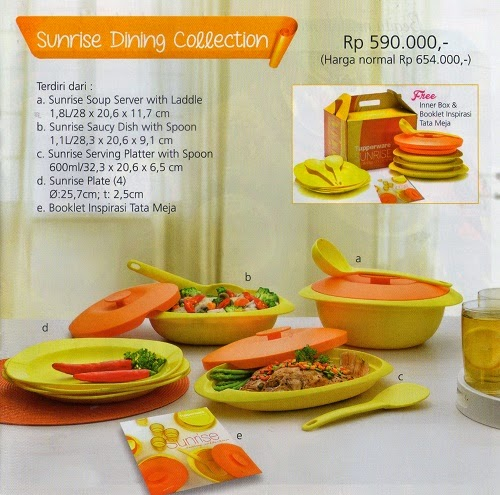 TUPPERWARE PROMO SEPTEMBER 2014