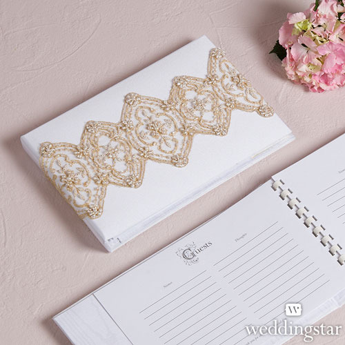 http://www.weddingfavoursaustralia.com.au/products/beverly-clark-the-luxe-collection-guest-book