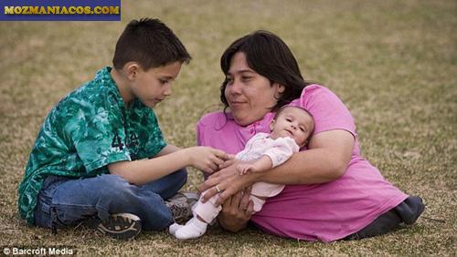 Rosemary Siggins e Filhos