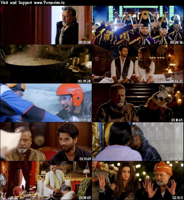 Shaandaar 2015 Hindi 480p BluRay 400mb