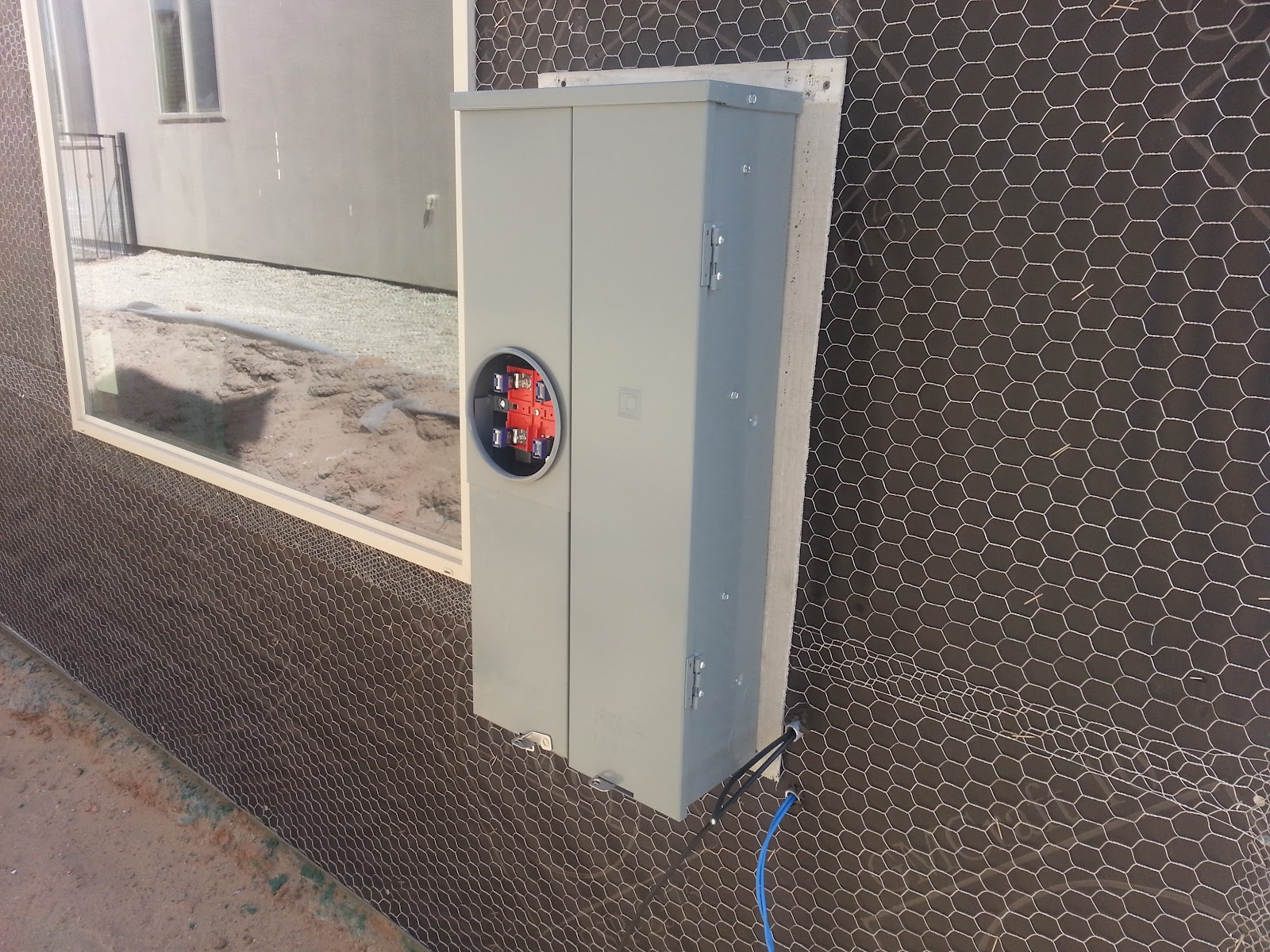 Mike B. Christensen: Week 6, 7, and 8 - HVAC, Plumbing, Electrical