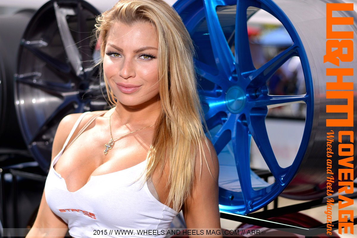 Wheels And Heels Magazine / W&HM: Hot Diana Sparks at Stance Wheels ...