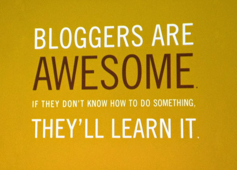 blogger qoute