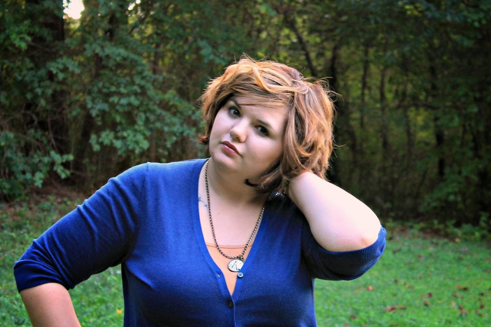 Short Hairstyles For Plus Size