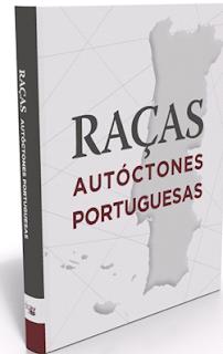 livro raças autóctenes portuguesas