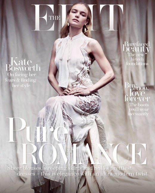 Actress, Singer, Model @ Kate Bosworth By Steven Pan for The Edit March 2015