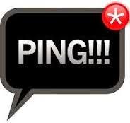 Cara Merbubah Tulisan PING!!! Pada BBM Android