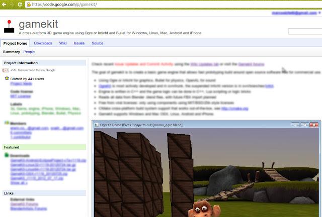 http://code.google.com/p/gamekit/