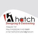 Hatch Designing & Contracting logo