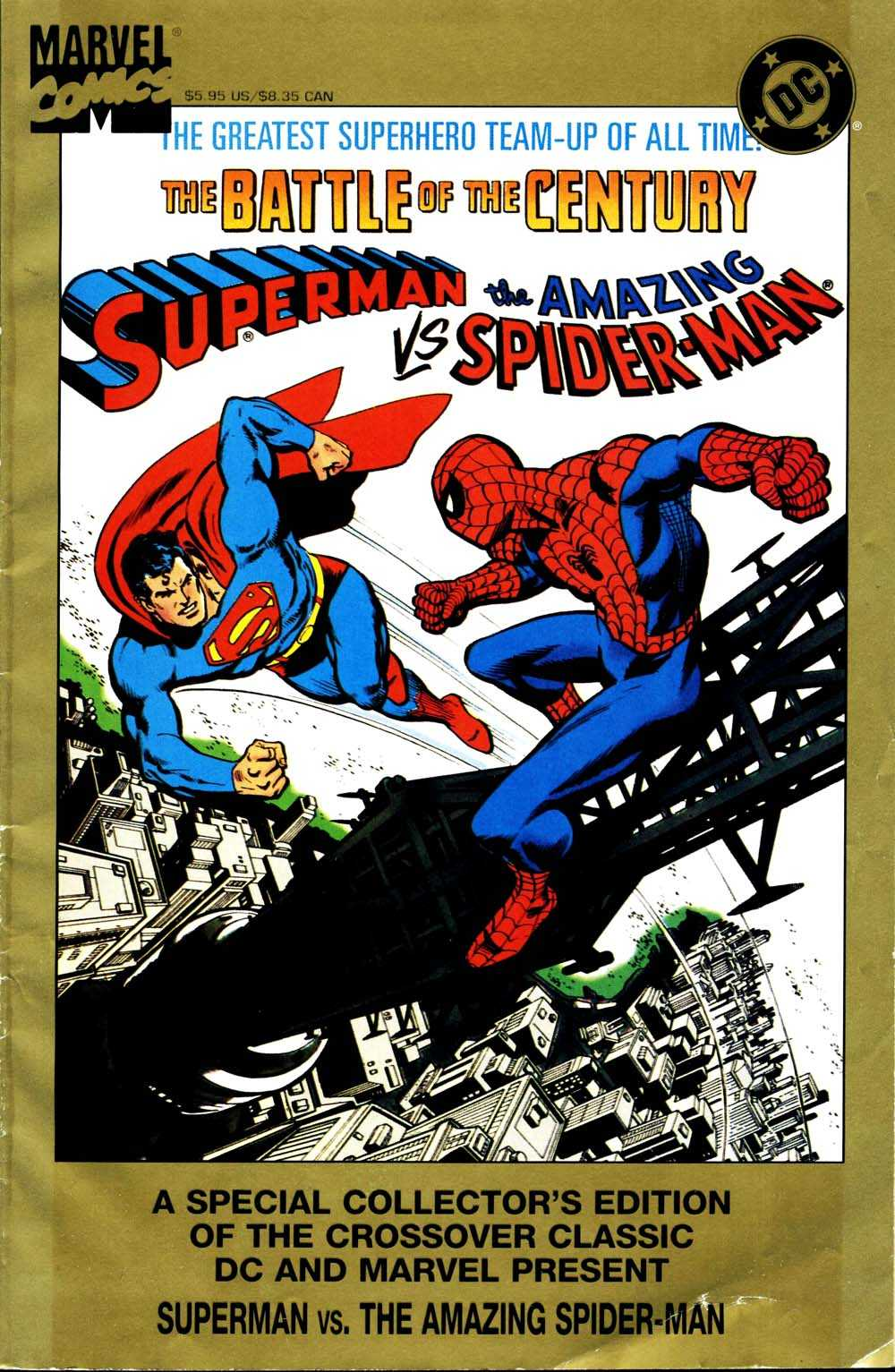 read comics online free superman and spiderman