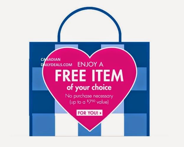 Bath & Body Works Free Item No Purchase Necessary Coupon