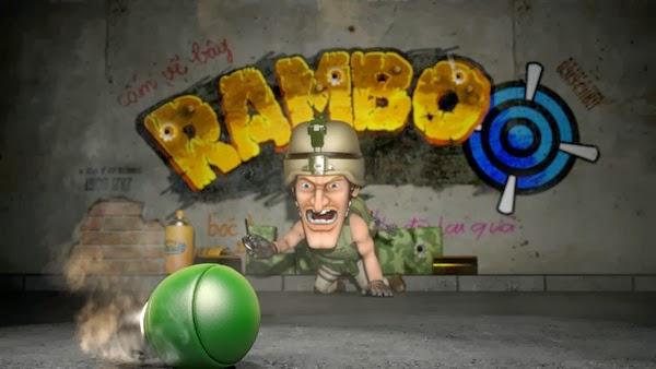 Nếu đang băn khoăn chọn cho mình một tựa game hay để chơi thì game hay trên kho game Zing Appstore có thể gợi ý cho bạn là tựa game casual : Rambo Lùn