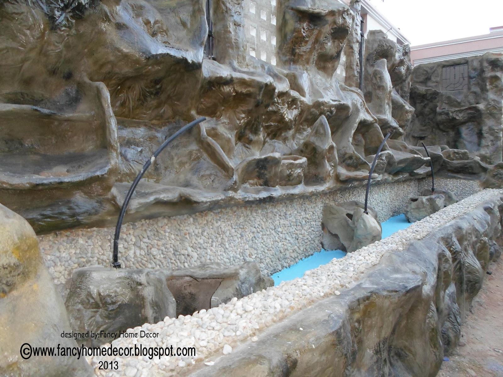 Home Decor Waterfalls