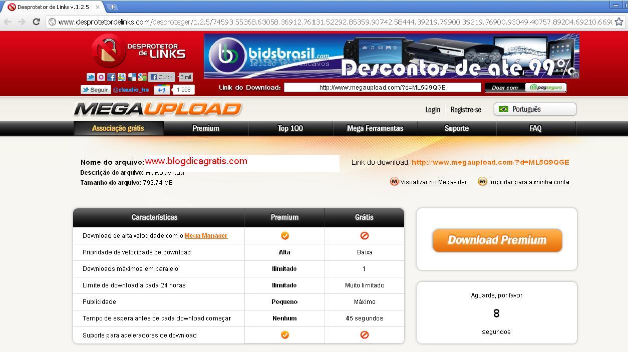 Plugin Desprotetor de Links para Mozilla Firefox e Google ...
