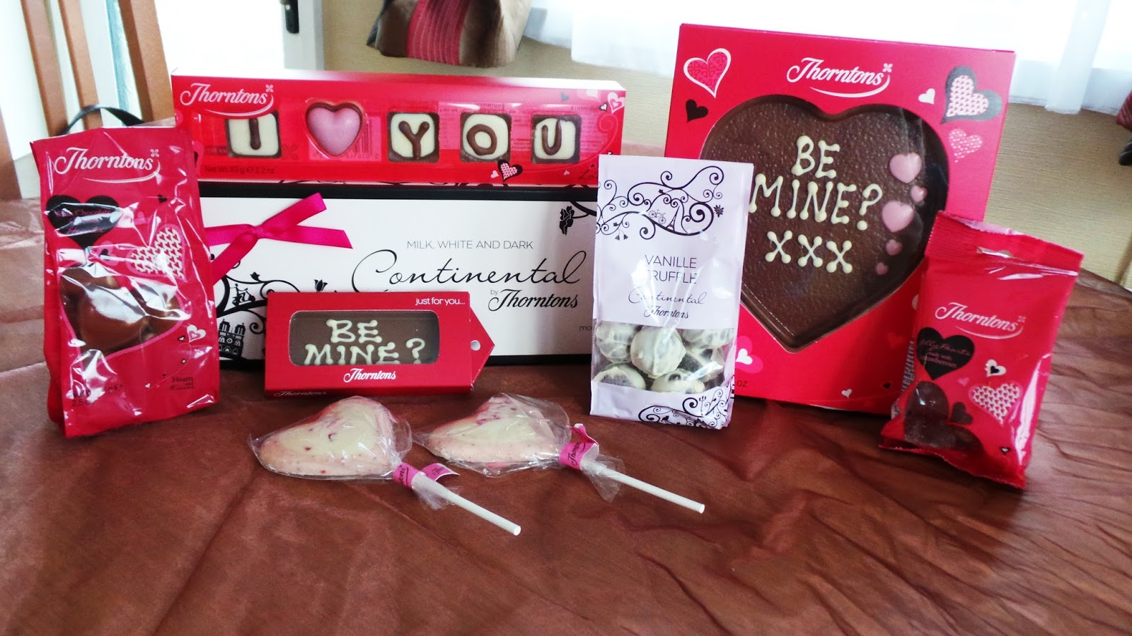 Thorntons Love You More Than Chocolate Gift