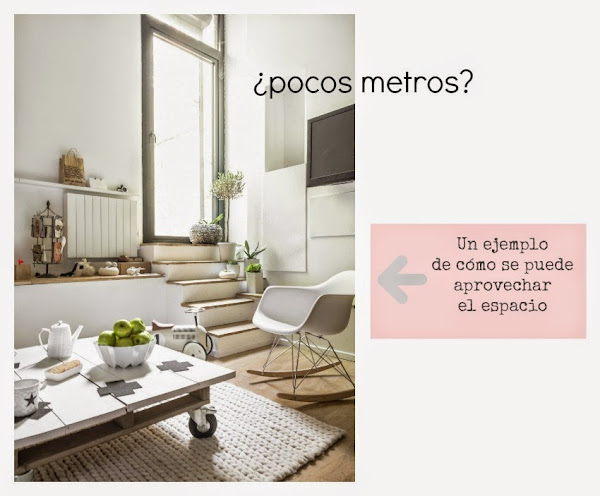 Chill decoraci n hogares peque os grandes ideas for Decoracion hogares pequenos