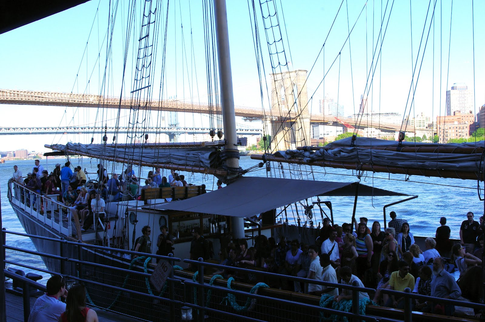 New York Pass - Clipper City Tall Ship Cruise | Cleared And Ready For Takeoff