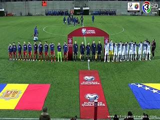 Prediksi Pertandingan Andorra vs Bosnia-Herzegovina