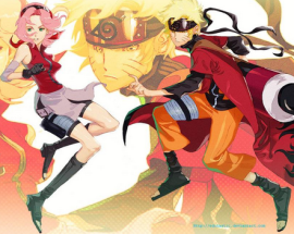 """Naruto Chapter 631 """"Team 7"""" Reunion - Review Naruto Bahasa Melayu"""